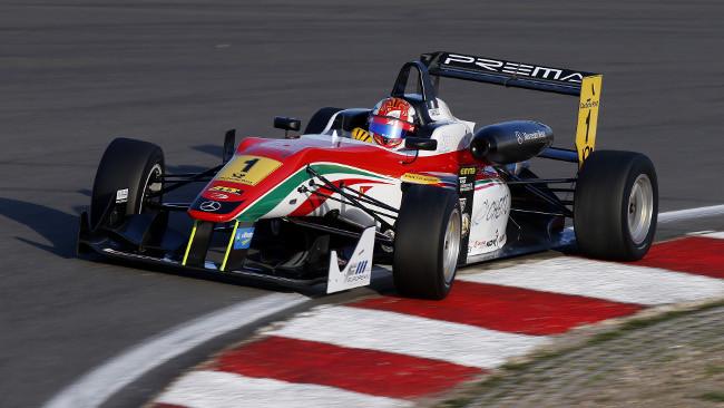 Doppia pole position per Marciello a Vallelunga