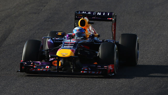 Vettel domina e fa poker a Suzuka