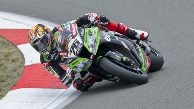 Loris Baz pronto a tornare sulla Kawasaki a Jerez