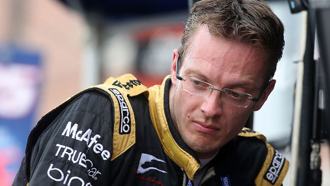 Sebastien Bourdais passa alla KV Racing nel 2014