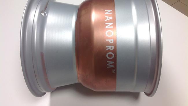 Esclusivo: la Nanoprom lancia il Q.R.S per i cerchi!