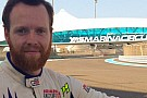 Robert Cregan ad Abu Dhabi con la Trident