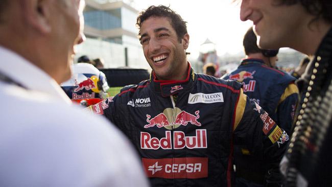 Ricciardo vuole emulare Marc Marquez nel 2014