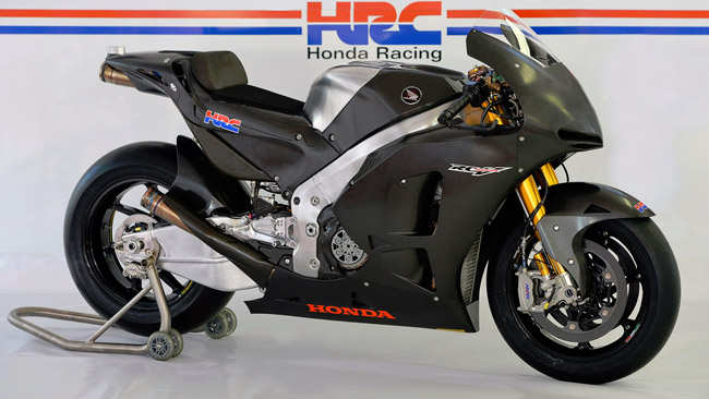 Presentata a Valencia la Honda RCV1000R