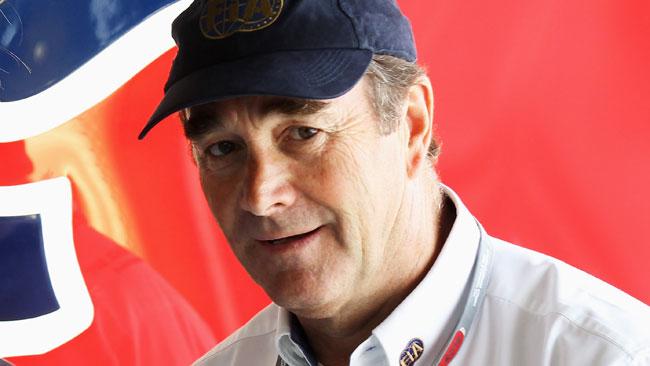 Nigel Mansell commissario FIA ad Austin