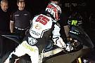 Capirossi e Locatelli in pista nei test Moto2 a Jerez