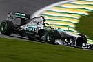 Interlagos, Libere 2: Rosberg tiene testa a Vettel