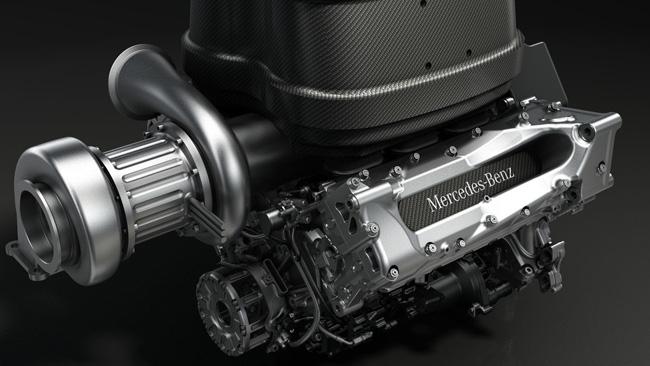 Fuoco a Brixworth: per Mercedes non c'entra il V6