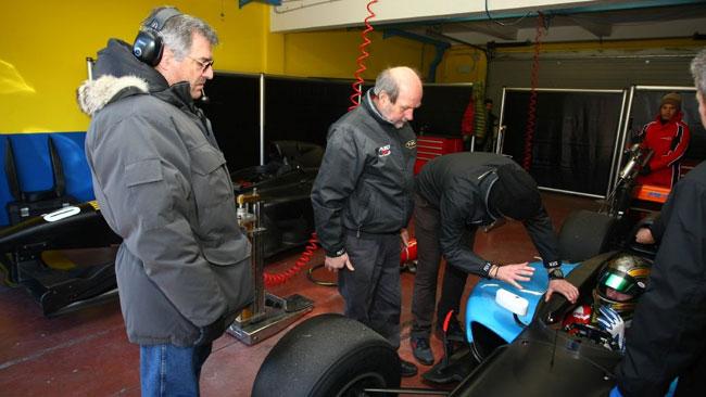 Sergio Rinland in Auto Gp con Puma 3 M-Sport