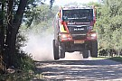 Dakar, Camion: Mardeev capota, in testa c'è Van Vliet