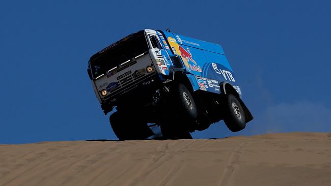 Dakar, Tappa 11, Camion: Karginov vince e va in testa!