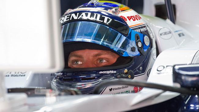 Valtteri Bottas porterà al debutto la Williams FW36