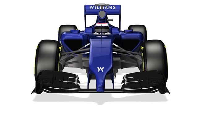 Il cambio della FW36 è realizzato in Williams