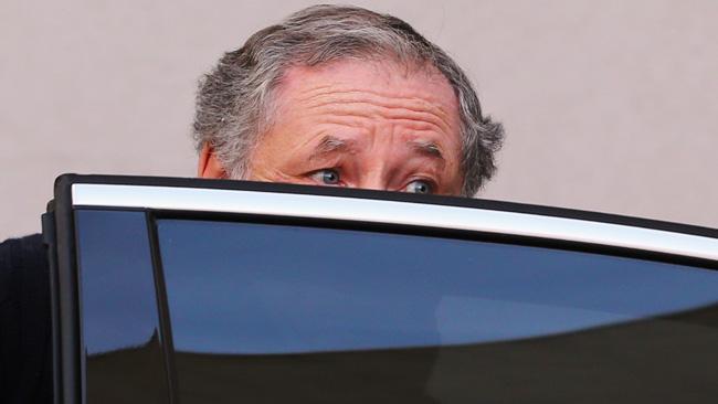 Schumacher: Todt è tornato a fargli visita