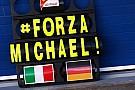 Schumacher: è iniziato il graduale risveglio dal coma!