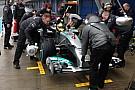 Jerez, Day 4 (ore 10): Bene Rosberg, gira la Red Bull!