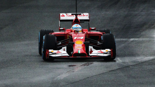 Jerez, Day 4 (ore 13): svetta la Ferrari di Alonso!
