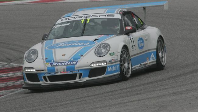 Centro Porsche Padova con Antonelli Motorsport