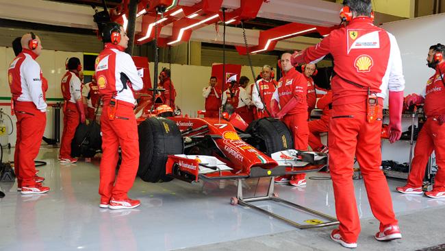 Ferrari conferma Gené, Rigon e De la Rosa