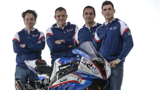 BMW Motorrad Italia e Barrier all'assalto della EVO