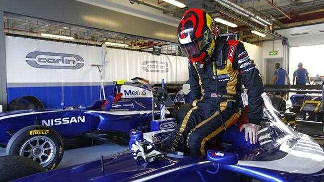 Emil Bernstorff approda in GP3 con la Carlin