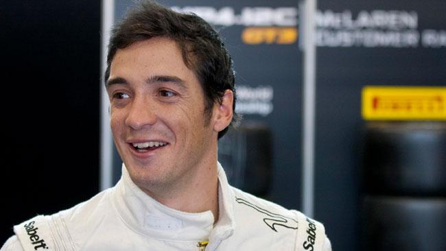 La McLaren presta Alvaro Parente alla RAM Racing