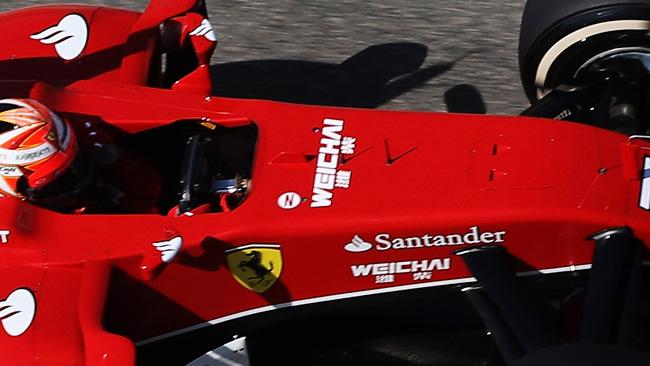 Anche la Ferrari F14 T ha bisogno di aria?