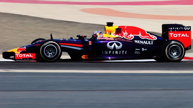 La Red Bull afflitta da problemi sempre nuovi