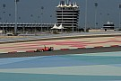 Kimi Raikkonen apre l'ultimo test per la Ferrari