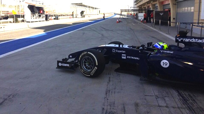 Bahrein, Day 3 (Ore 11): Massa si porta in testa