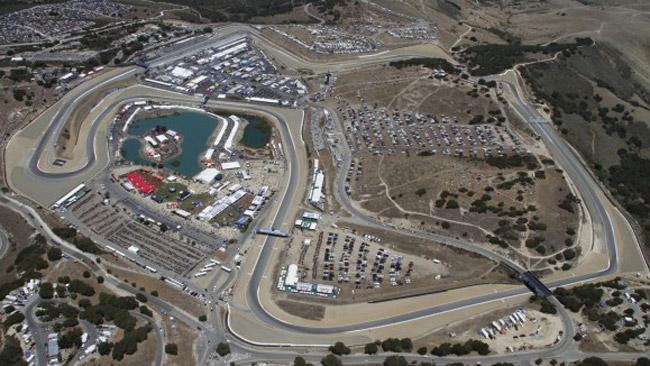Confermato ufficialmente il round di Laguna Seca
