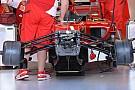 Ferrari: cestelli carenati e flussi molto puliti