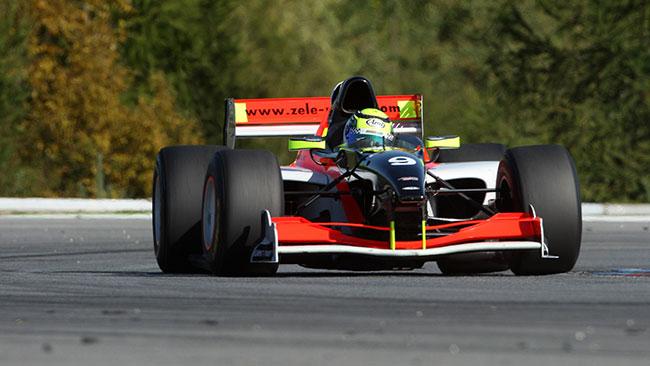 Tamas Pal Kiss continua con Zele Racing nel 2014