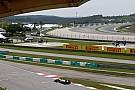 In Malesia debutta il Pirelli P Zero Orange hard