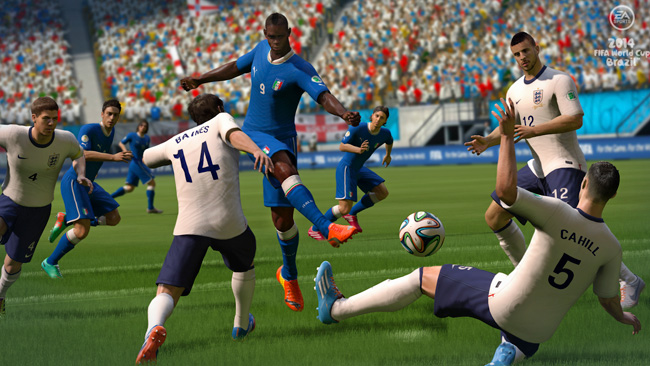 In campo per i Mondiali FIFA Brasile 2014
