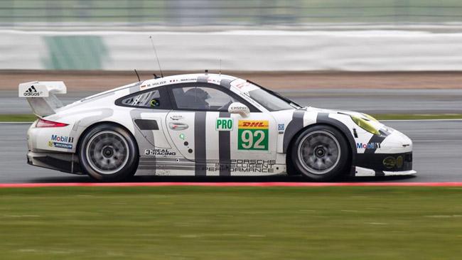 25 kg in più per le Porsche in classe GTE