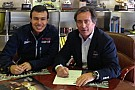Oscar Tunjo si accorda con il Team Pons