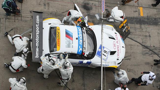 A Zandvoort arriva anche il Team Schubert BMW