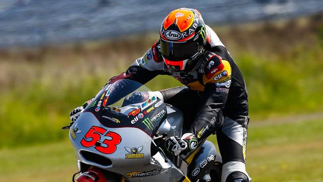 Rabat multato 500 euro dalla Race Direction