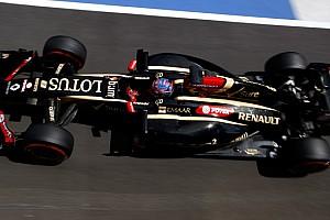 La Lotus passa nel 2015 ai motori della Mercedes