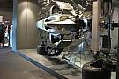 Brackley, nella casa della Mercedes W05 Hybrid