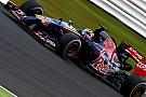 La nuova batteria Renault blocca la Toro Rosso