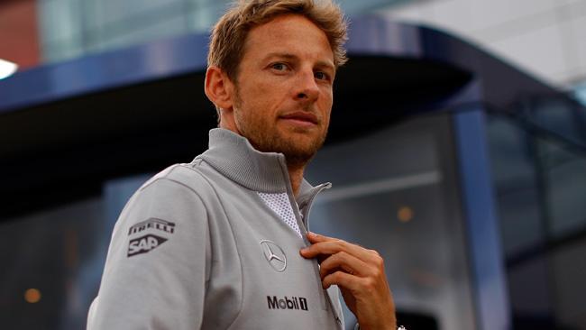 McLaren: Button cambia l'ingegnere di pista