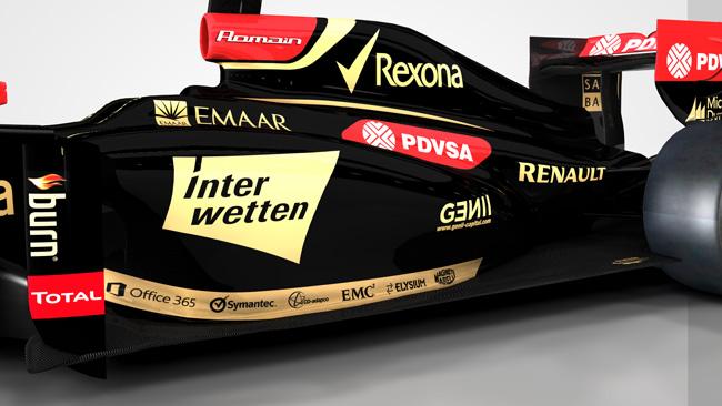 Interwetten nuovo sponsor della Lotus