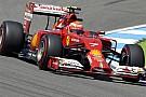 La Ferrari torna al doppio supporto dell'ala posteriore