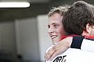 Kirchhofer conquista la prima vittoria in GP3