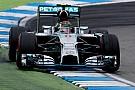 Rosberg domina in Germania. Hamilton sul podio!