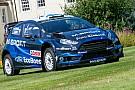 La M-Sport in Finlandia con le Fiesta WRC aggiornate