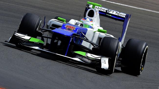 La De Silvestro prepara il debutto con Sauber