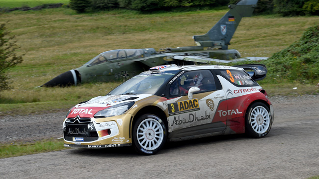 Germania, PS15: fuori Latvala, in testa Meeke!